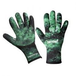 Green Gloves Camo