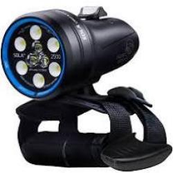 Sola Dive 2500 SF Black