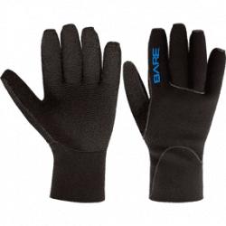 3 mm K-Palm Glove, Black 2XL