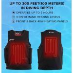 Venture Heat Heated Vest M