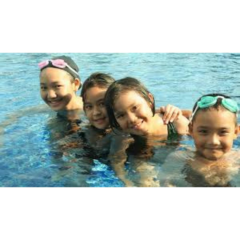 Montessori of Chino Hills Swim Classes