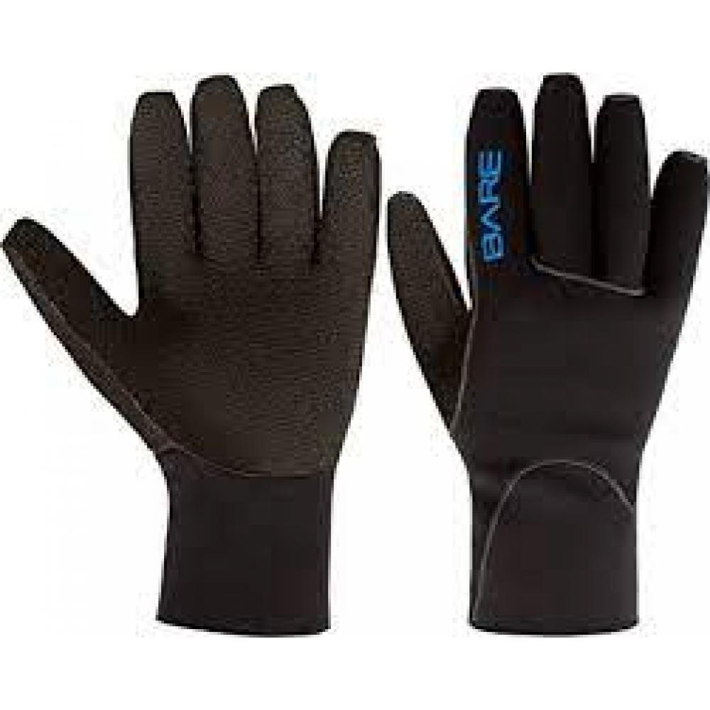 3 mm K-Palm Glove, Black XL