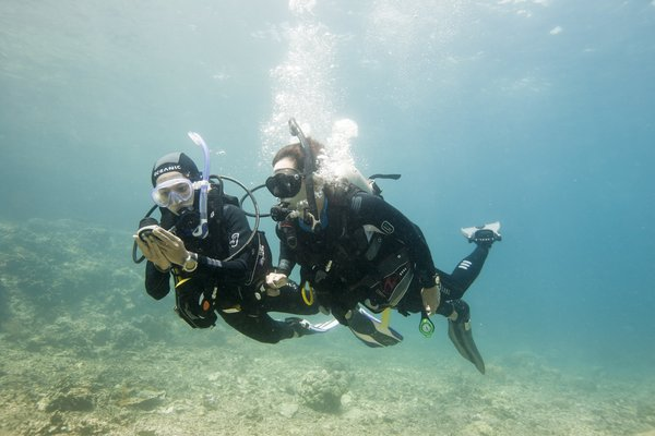Underwater Navigation Specialty Course