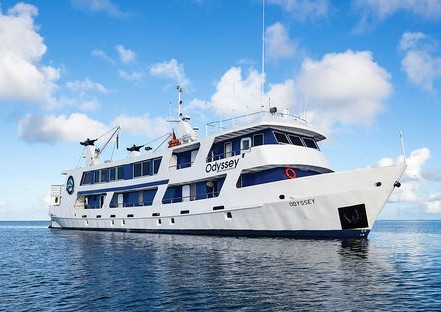 Truk Lagoon with the Odyssey Live-Aboard