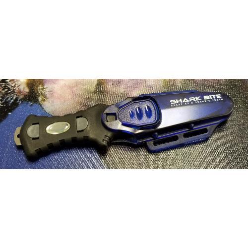 SharkBite Titanium BCD Sidecut Dive Knife
