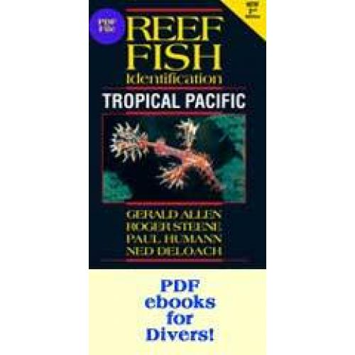 Reef Fish Identification - Various Books
