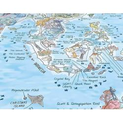 Awesome Maps Dive Map