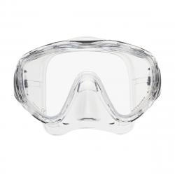 Flux Single Lens Mask - Clear/Clear