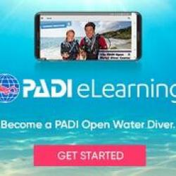 Open Water Diver eLearning Course Code