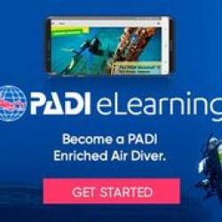 NITROX DIVER eLearning - Touch (includes Processing fee)