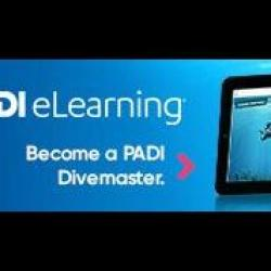 Divemaster eLearning - Touch (includes PIC)