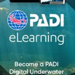 Dig Underwater Photography Diver eLearning - Touch (includes PIC)