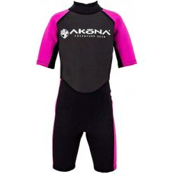 WETSUIT - KIDS - PINK - SIZE 10