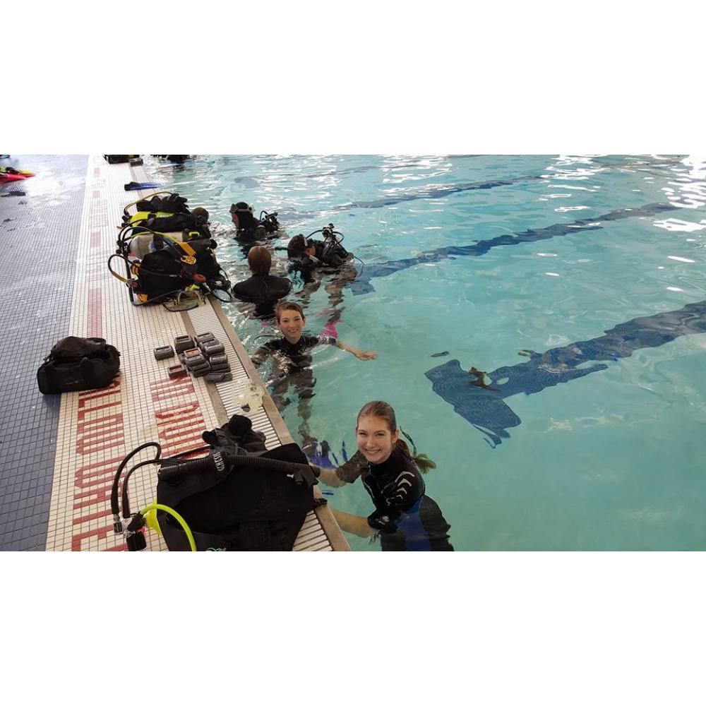 Discover Scuba Diving Class