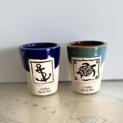 Pottery Shot Glasses (sold individually)