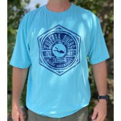 Men's Hexagon Diving T-Shirt