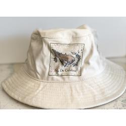 Hat - Culebra Map Bucket Style