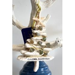 Resin Ornament Faux Driftwood Tree