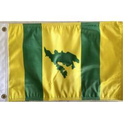 Culebra Boat Flag
