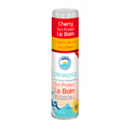 Cherry Sun Protect Lip Balm