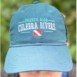 Cap - Culebra Divers Washed Twill