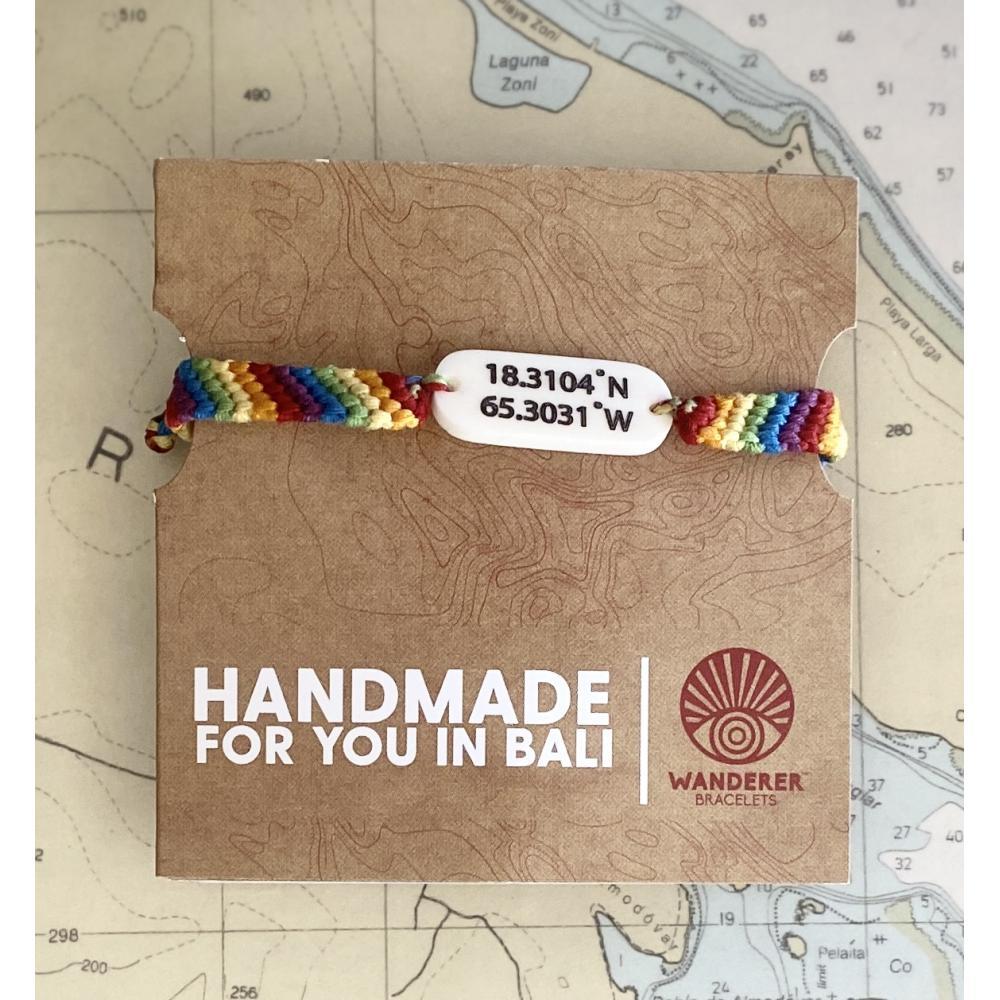 Woven Culebra Coordinates Bracelet