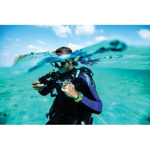 Master Scuba Diver - Move Up Challenge