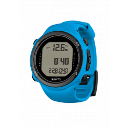 SUUNTO D4i BLUE NOVO SILICONE WITH USB