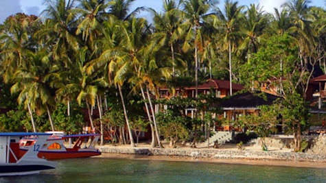 Indonesia 2 Resort Adventure October 2022
