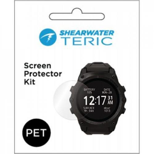 Shearwater Teric Screen Protector Kit