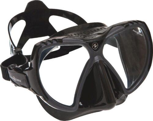 Mission Mask- 2 Lens Black