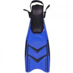 Aqua Glide Fins Large Blue