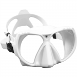 Mission Mask- 2 Lens White