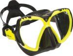 Mission Mask- 2 Lens Black/Yellow