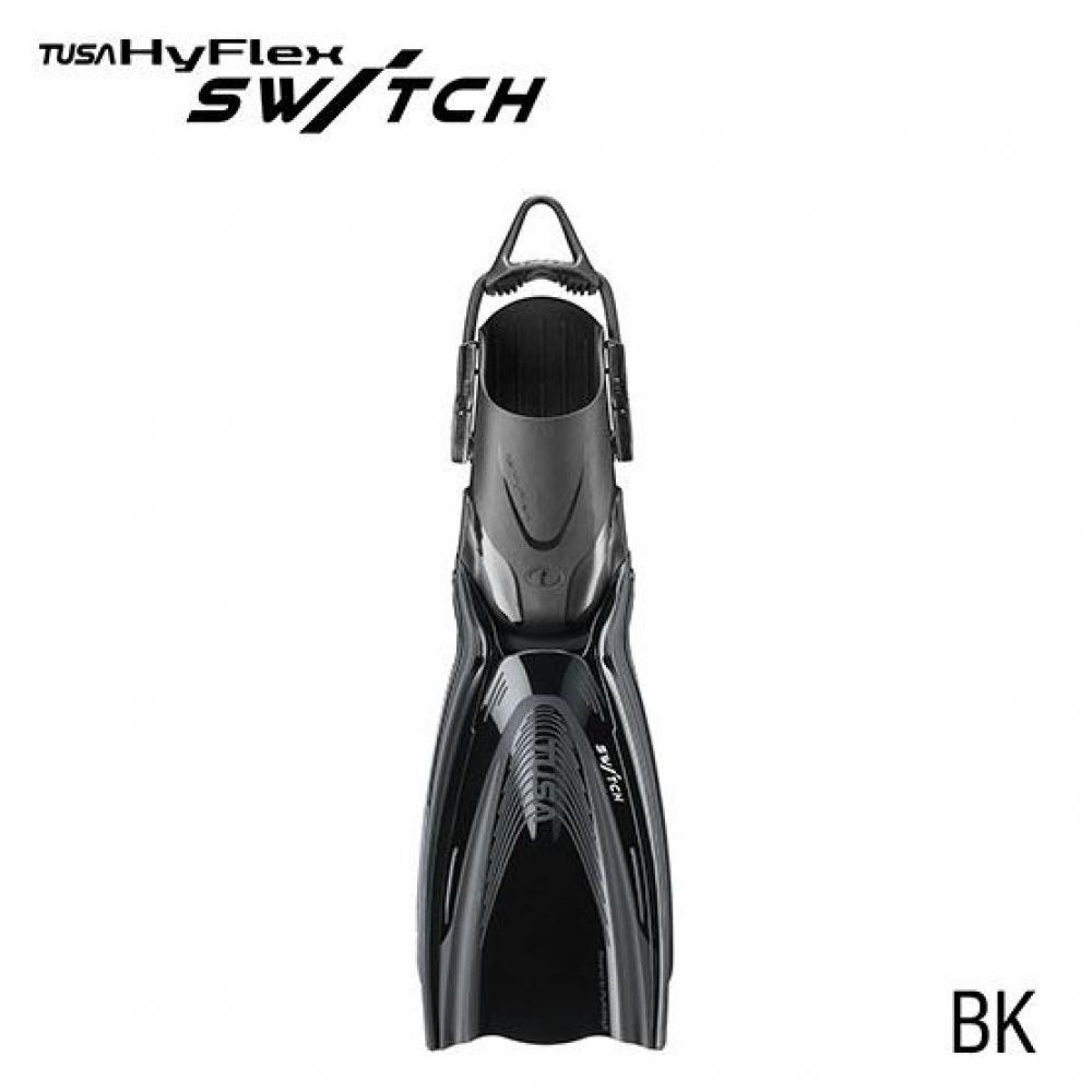 SWITCH FIN XS BLACK