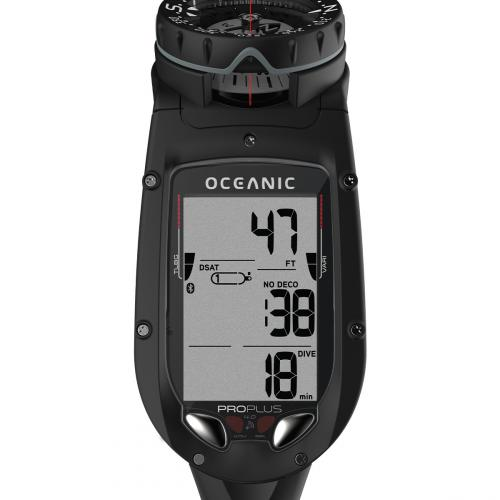Oceanic Pro Plus 4 with Compass