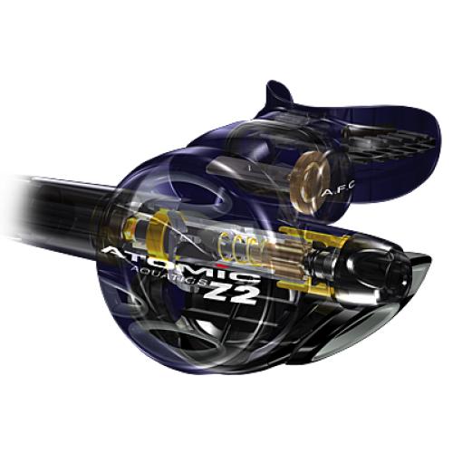 Atomic Z2 Regulator (1st and 2nd)