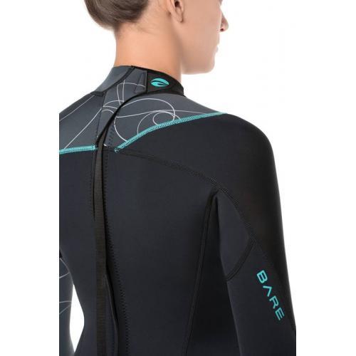 BARE Elate 3/2mm Elate Full Women's Wetsuit