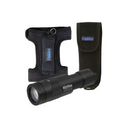 Big Blue CF450-II Light with Glovenand Pouch
