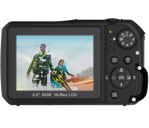 DC2000 20mp Underwater Camera