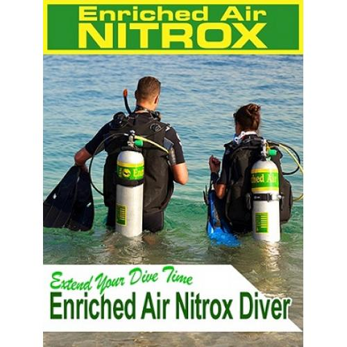 PADI Enriched Air Nitrox with eLearning
