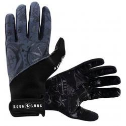Admiral III Gloves Black