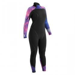 Aquaflex 3mm Fullsuit Ladies Galaxy