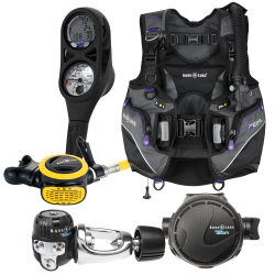 Aqualung Women's Package