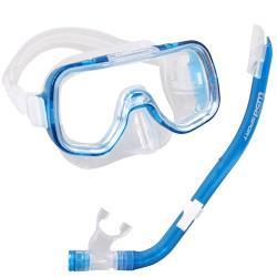 Tusa Mini-Kleio Mask & Dry Snorkel Set