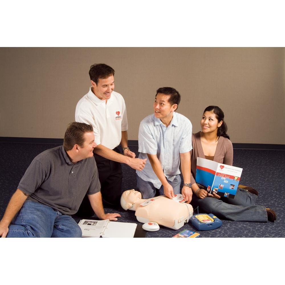 EFR class with eLearning
