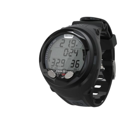 Aqualung i300C Wrist Computer Black & Grey Bluetooth Enabled