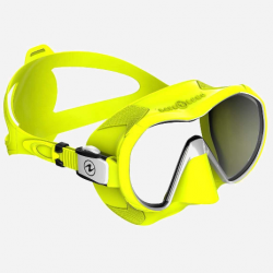 Plazma - Tropic Yellow/White - Clear lens