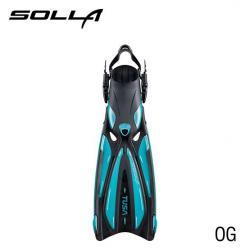 Solla - L-XL - Ocean Green