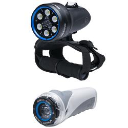 SOLA Dive 1200 S/F Combo (Includes: GoBe S 500 Spot)